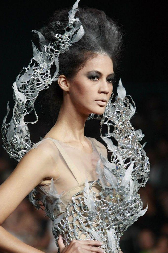 Amazing Meet Tex Saverio u The Katniss Wedding Dress Designer