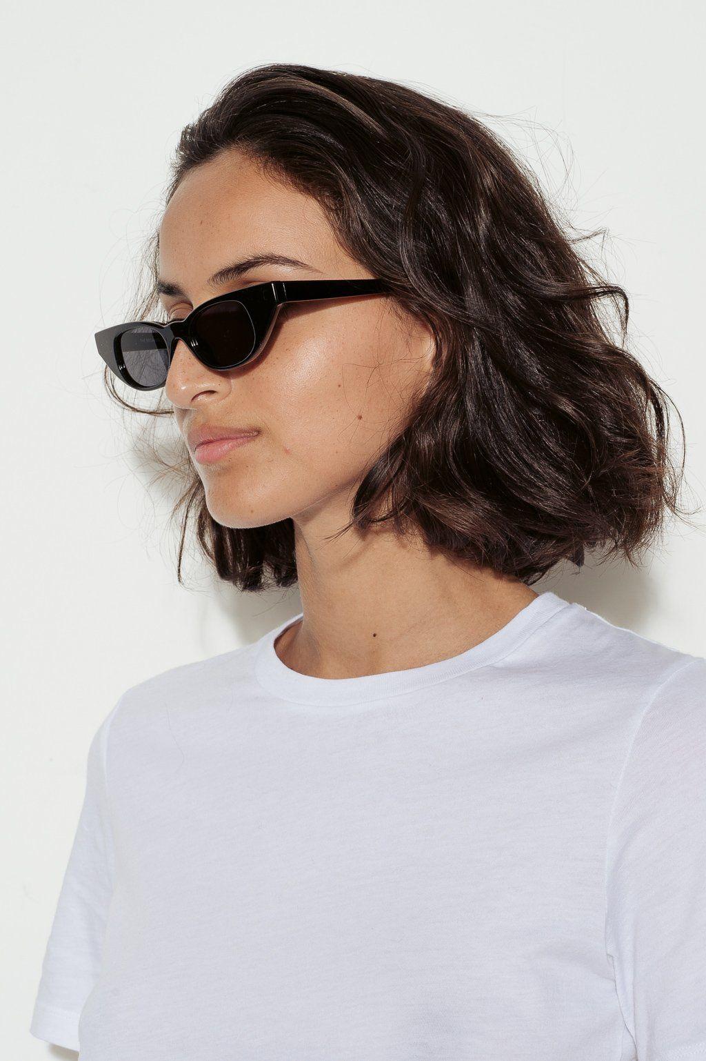 9a00a603c5a4e Adam Selman X Le Specs The Breaker Cat-Eye Sunglasses