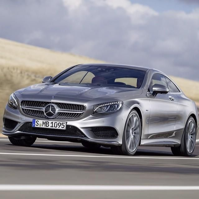 The Next Great Mercedes-Benz Flagship Coupe Has Arrived