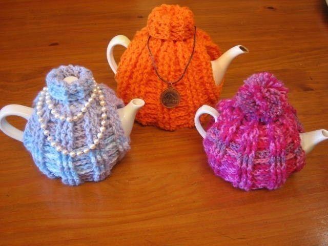 Groovy Tea Cosy crochet pattern - Aussie Kitchen Kitsch | Sin azúcar ...