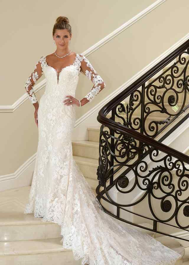 VE8374N, Venus Bridal Wedding plans Pinterest Wedding dresses