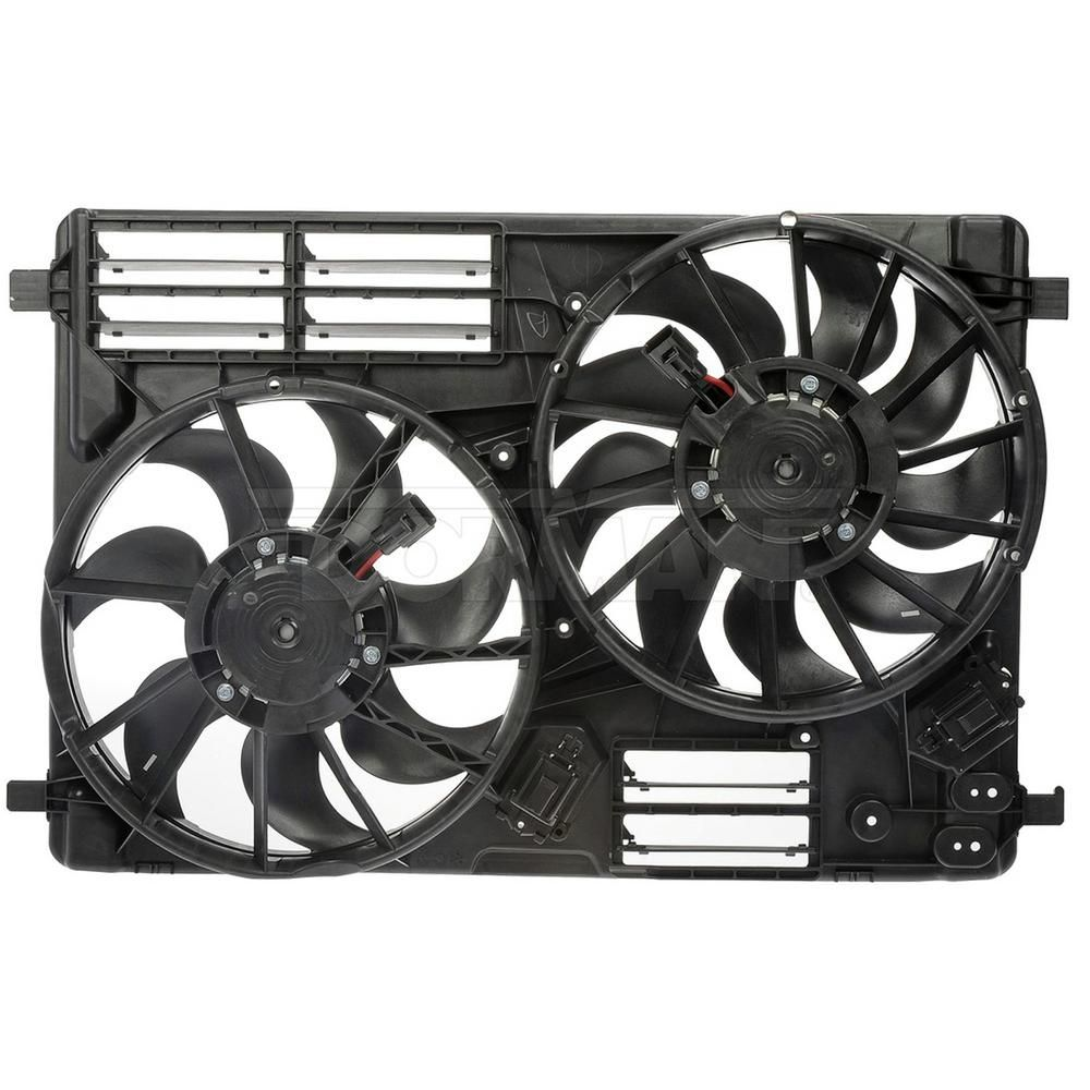 Oe Solutions Dual Fan Assembly Without Controller 621 574