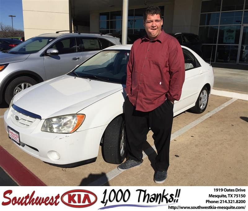 https://flic.kr/p/JyCsQe | #HappyBirthday to Robert from JERRY TONUBBEE at Southwest Kia Mesquite! | deliverymaxx.com/DealerReviews.aspx?DealerCode=VNDX