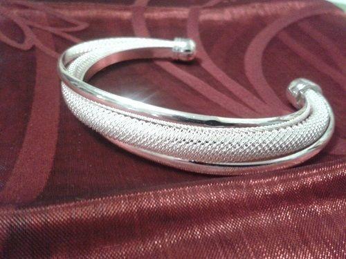 MISS U Dreirad Silber Armband