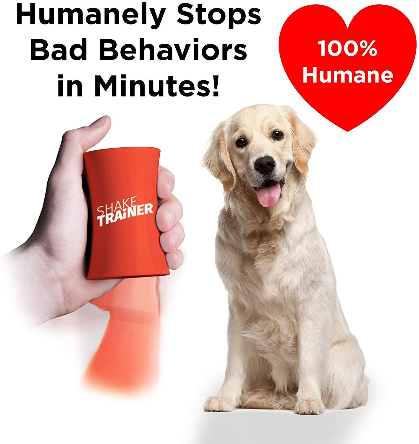 Shaketrainer The Original Premium And Complete Humane Dog