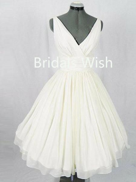 Cheap V-neck Chiffon Short Homecoming Dresses, BW0046 Cheap V-neck Chiffon Short Homecoming Dresses, BW0046 #chiffonshorts