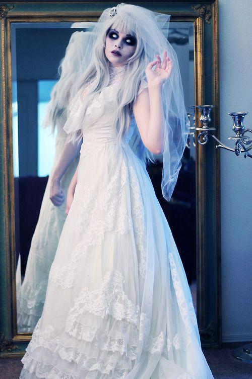 Halloween Bride.12 Creative Corpse Bride Make Up Looks Ideas For Halloween