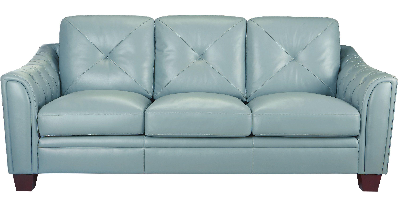 Leather Sofas Cindy Crawford Cindy Crawford Home Marcella Spa