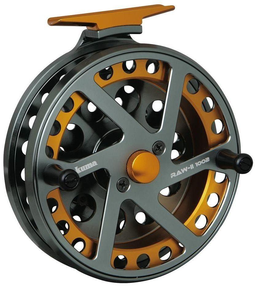 Okuma RAW II Center Pin / Float Reel