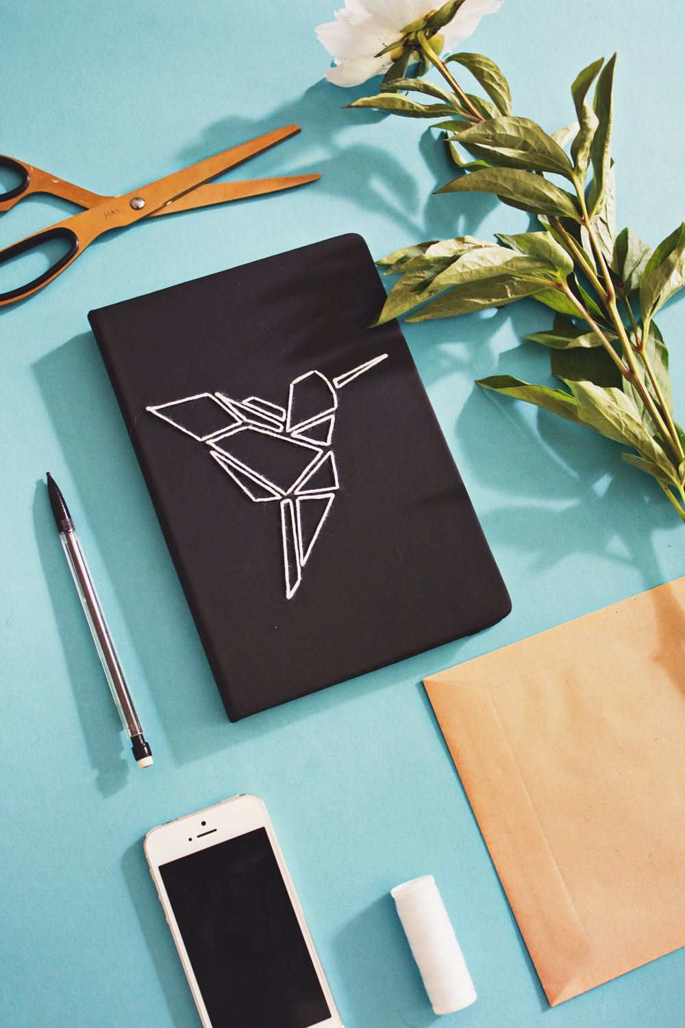 Diy Fashion Book Cover : Diy origami book covers and