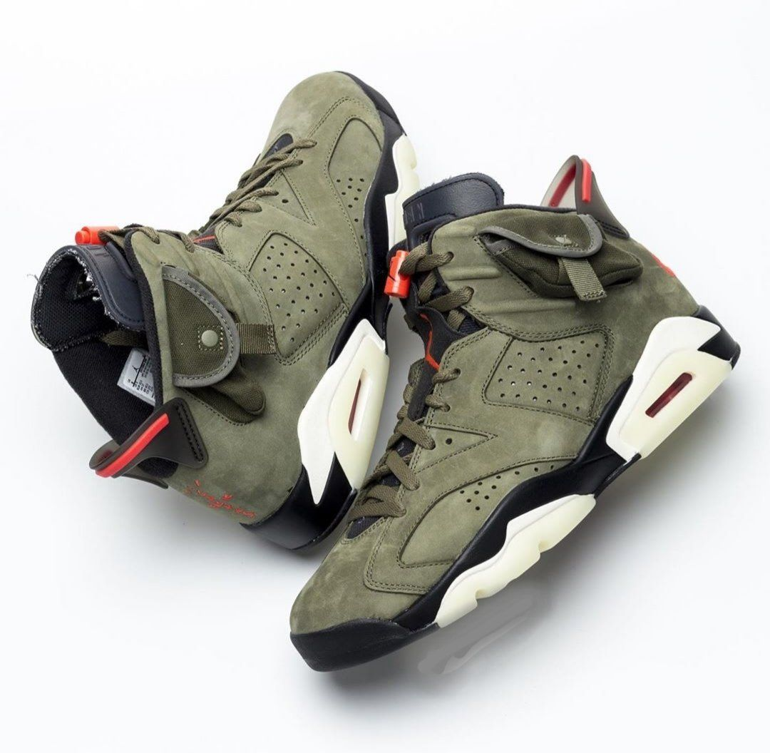 A Speculative Look at the Upcoming Air Jordan 6… Sneaker