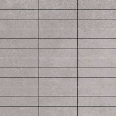 VIVES Mosaico Rectangular Ruhr Cemento 30x30cm TEXTURES - paredes de cemento