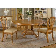 437d13e9728b3890490d790f80367b3e - Better Homes And Gardens Cambridge 7 Piece Dining Set Honey