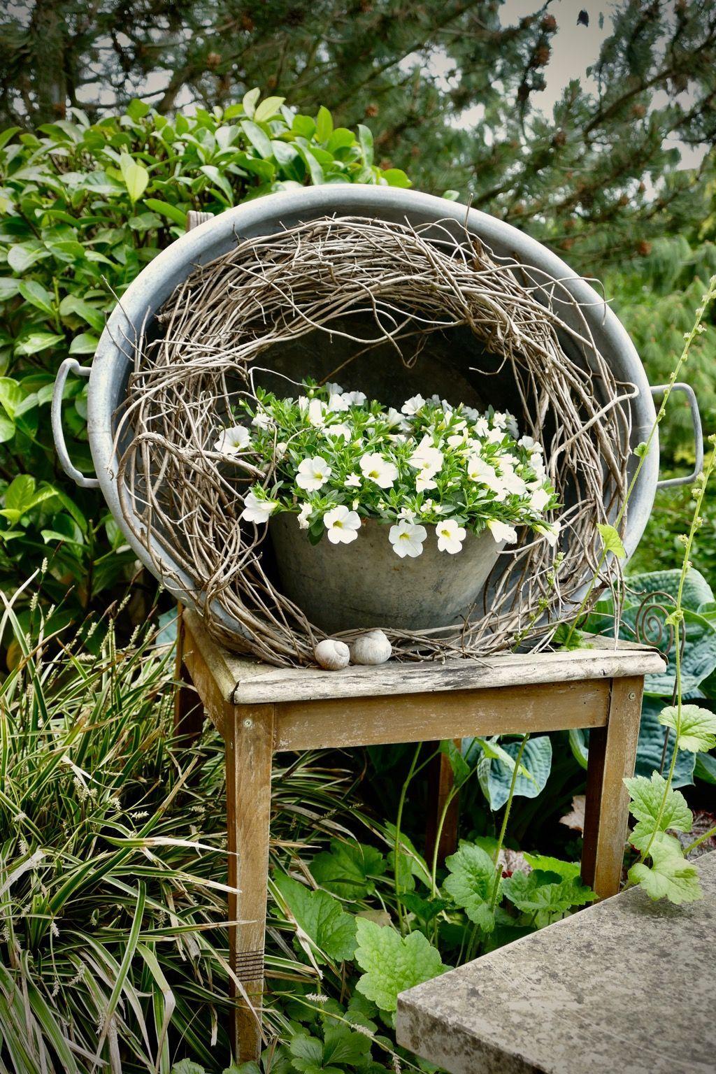 Photo of Garten-Impressionen im Juni – Karin Urban – NaturalSTyle #decorationjardin Klick…