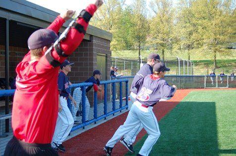Gutsy Pitching Effort Sends Kckcc To Regional Baseball Playoffs Baseball Playoffs Baseball Sports