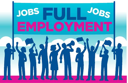 Full Employment Job Employment Employment Economy