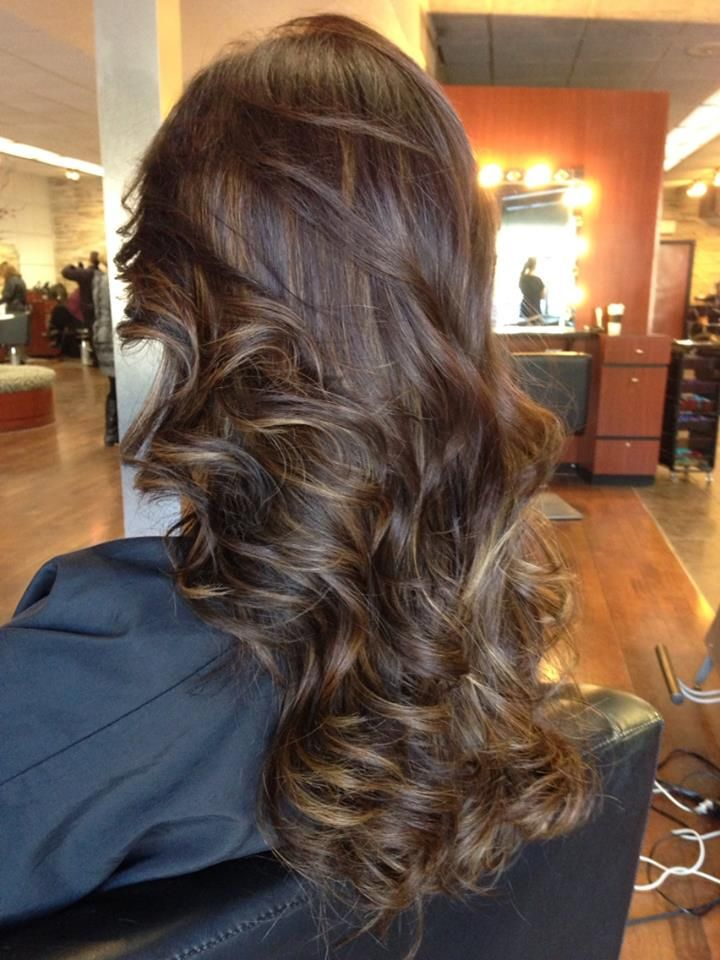 This Is My Hair After My Wonderful Hair Stylist Worked Her Magic