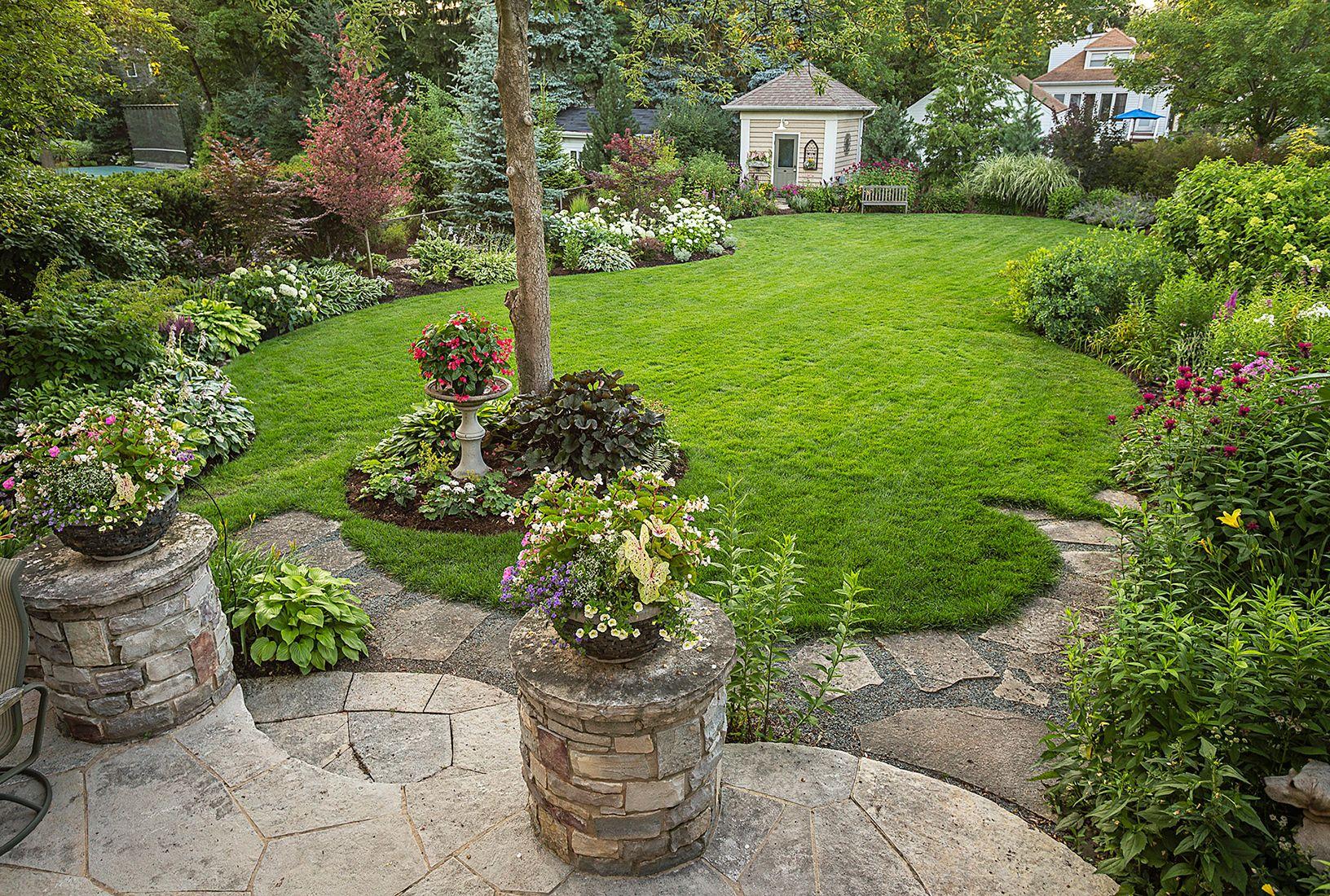 This Garden Was Designed With Dogs In Mind Backyard Landscaping Designs Landscape Design Dog Friendly Garden