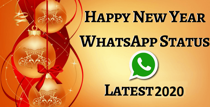 Happy New Year Whatsapp Status Dp Facebook Status 2020 In