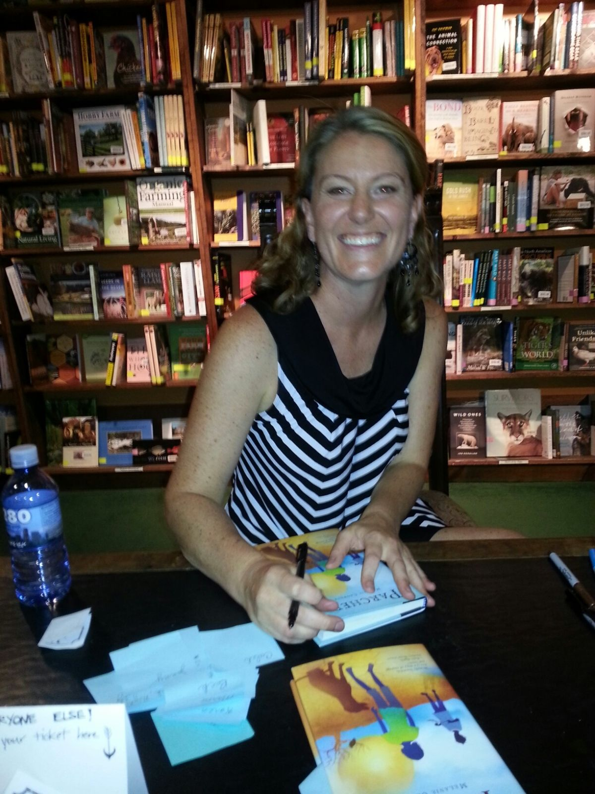 Melanie Crowder is an author for young adult novels, including the inspiring Audacity, the story of Clara Lemlich, who immigrated from Russia to the United States in the early twentieth century.