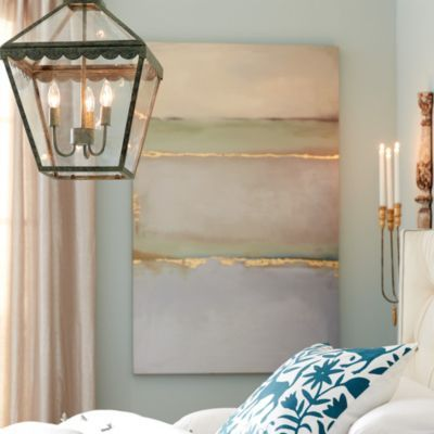 Seaview Art | Ballard Designs | Wall Art Inspirations