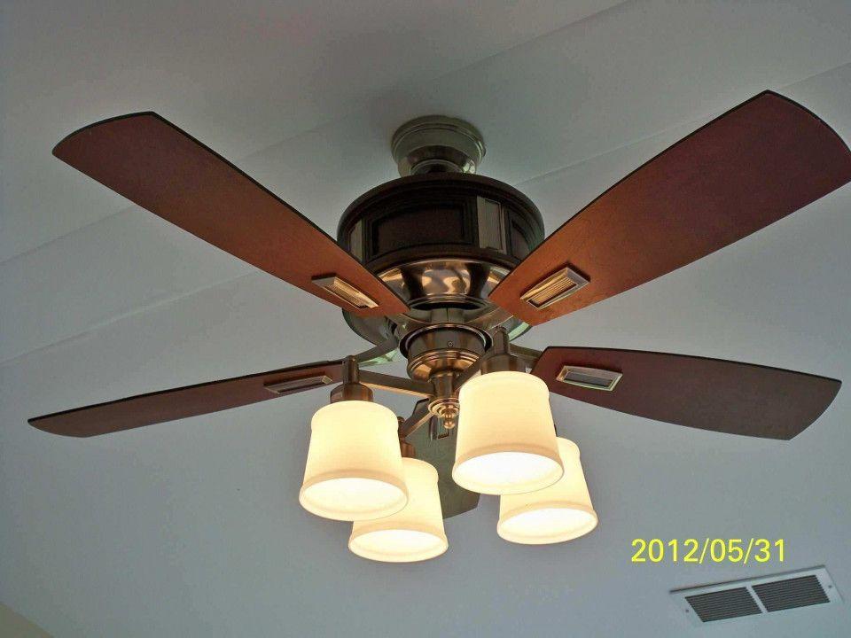 55 Hampton Bay Ceiling Fan Model Ac 5520d Manual Best Paint For Wood Furniture