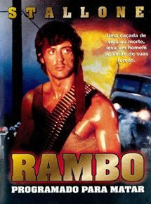 Assistir Filme Rambo Programado Para Matar Dublado 1982 Rambo