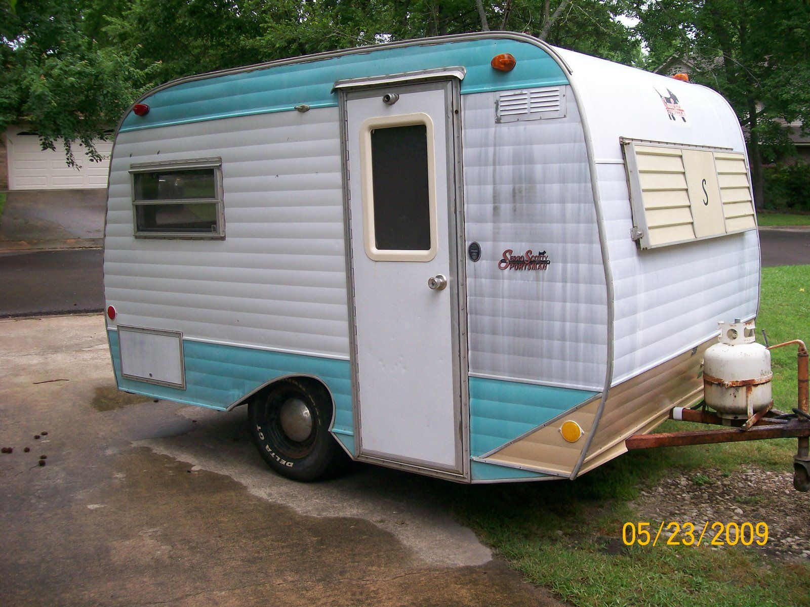 16 best Vintage Camper Trailers images on Pinterest Camper