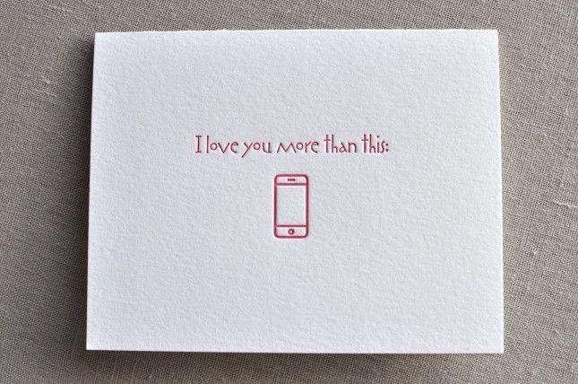 Augurare Buon San Valentino, così come lo farebbe un nerd I biglietti di auguri dello studio californiano Paperwheel Press http://www.organiconcrete.com/2015/02/02/augurare-buon-san-valentino-geek-paperwheel-press/