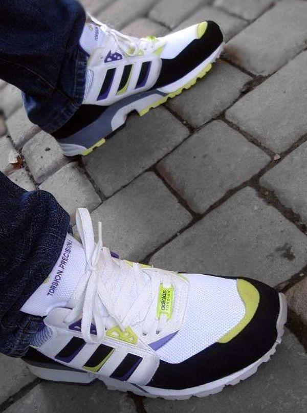 baskets adidas torsion