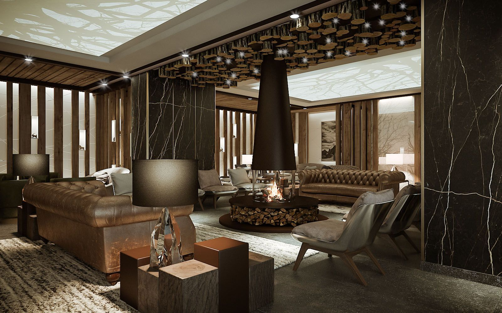 Hotel Massif - High quality Render and Virtual Tour | Fine ...