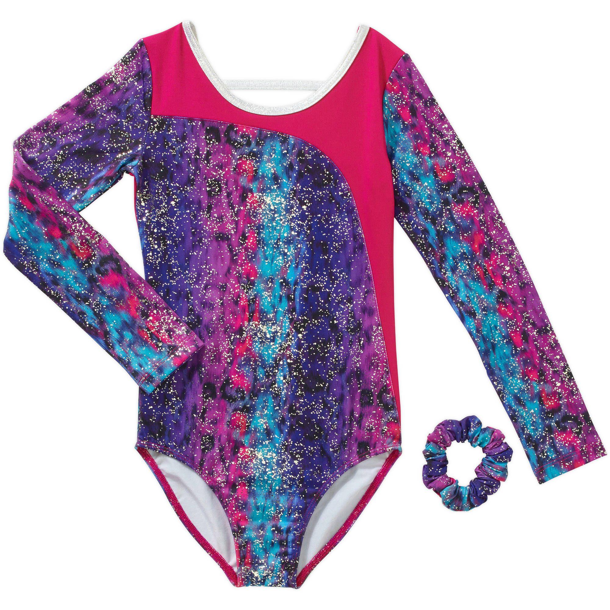 ed0fb907b Gymnastics Leotards for Girls - Walmart.com