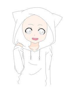 Hoodie Anime Base : hoodie, anime, Anime