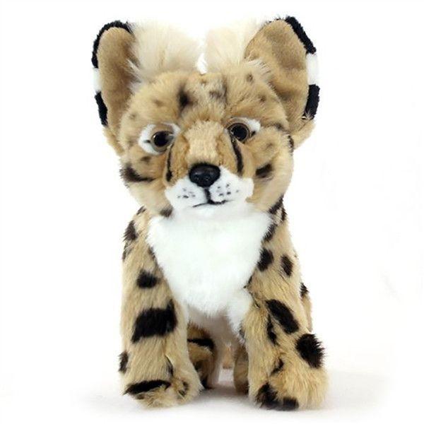 Plush Serval Kitten Serval kitten, Kittens, Serval cats