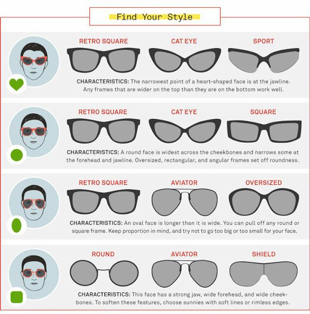 78792bdc24 The best sunglasses for your face ~ Cosette s Beauty Pantry