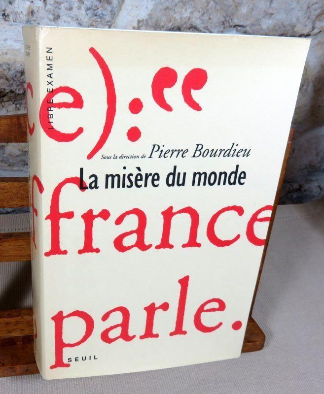 Bourdieu La Misère Du Monde : bourdieu, misère, monde, Misère, Monde, Pierre, Bourdieu, Novelty, Sign,, Winter,, Winter