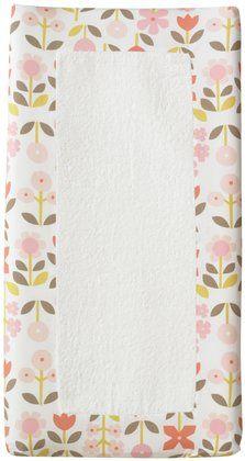DwellStudio Rosette Blossom Changing Pad Cover