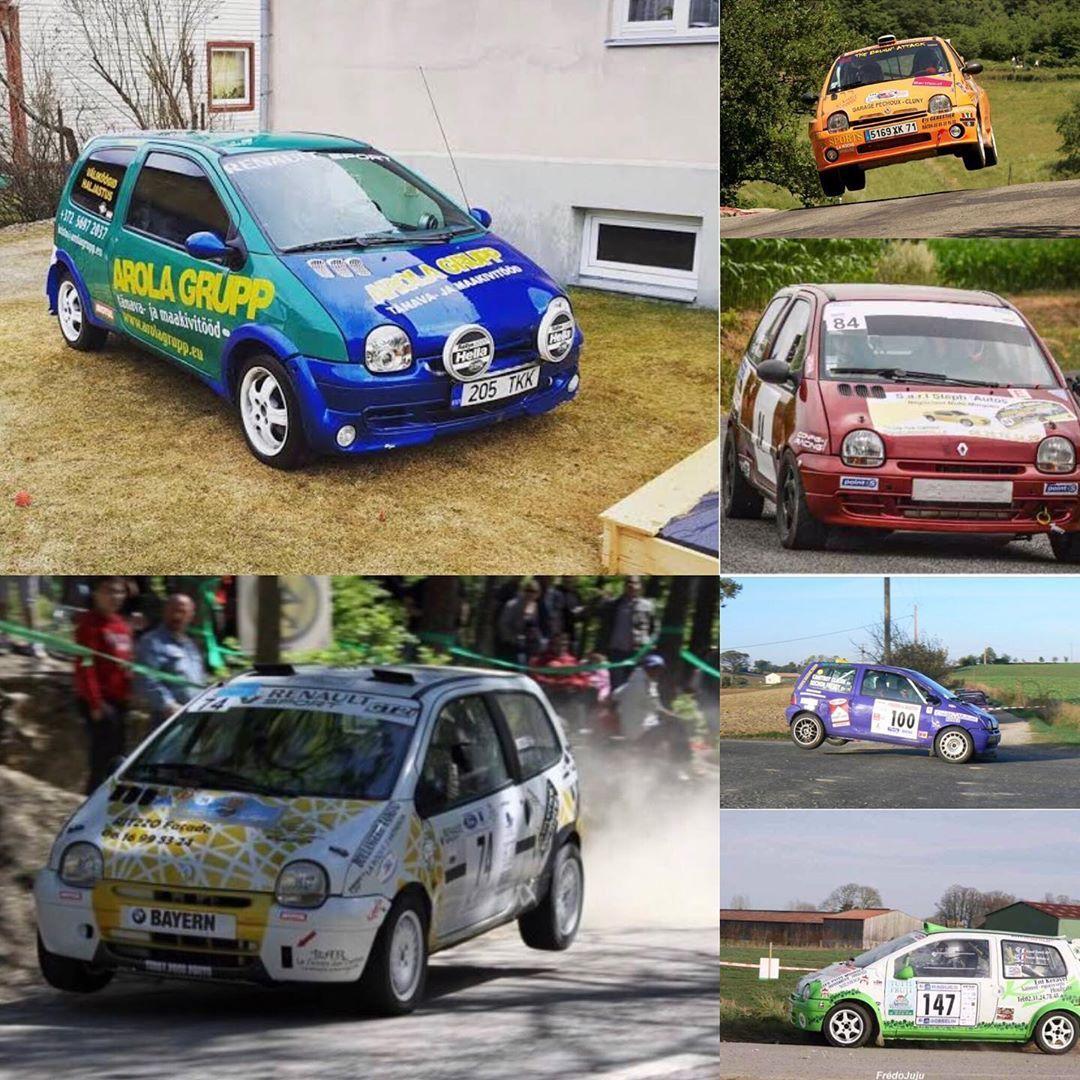 Twingo Rally Race Renault Renaulttwingo Car Cars Auto