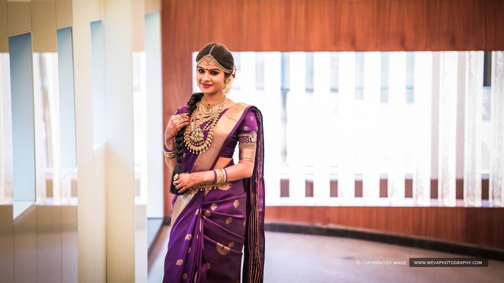 Pin by Shyanthy Thevarajah on Tamil Bridal Makeup | Pinterest ...