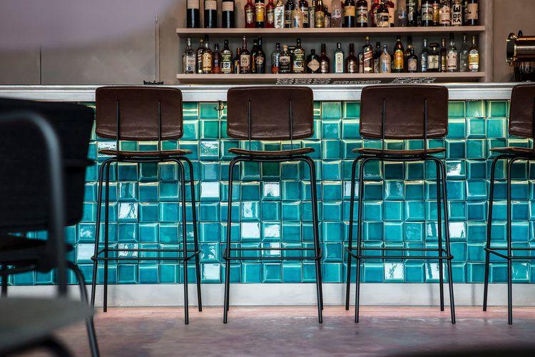 Restaurant Bunt By Nader Interior