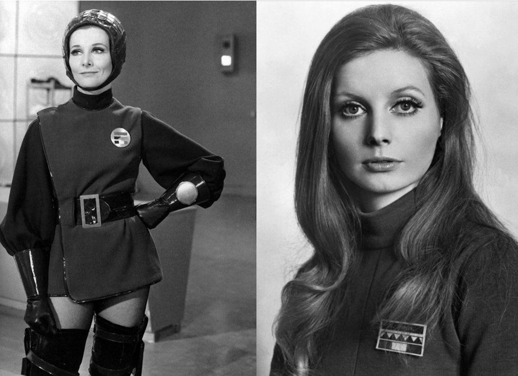 Nike Arrighi Actor | Adrienne Corri Moon Zero Two Sixties ...