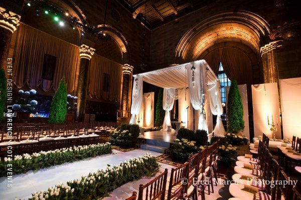 Luxury Wedding Indoor