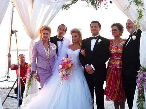 Wolf Of Wall Street Wedding Dress Movie Wedding Dresses Wedding