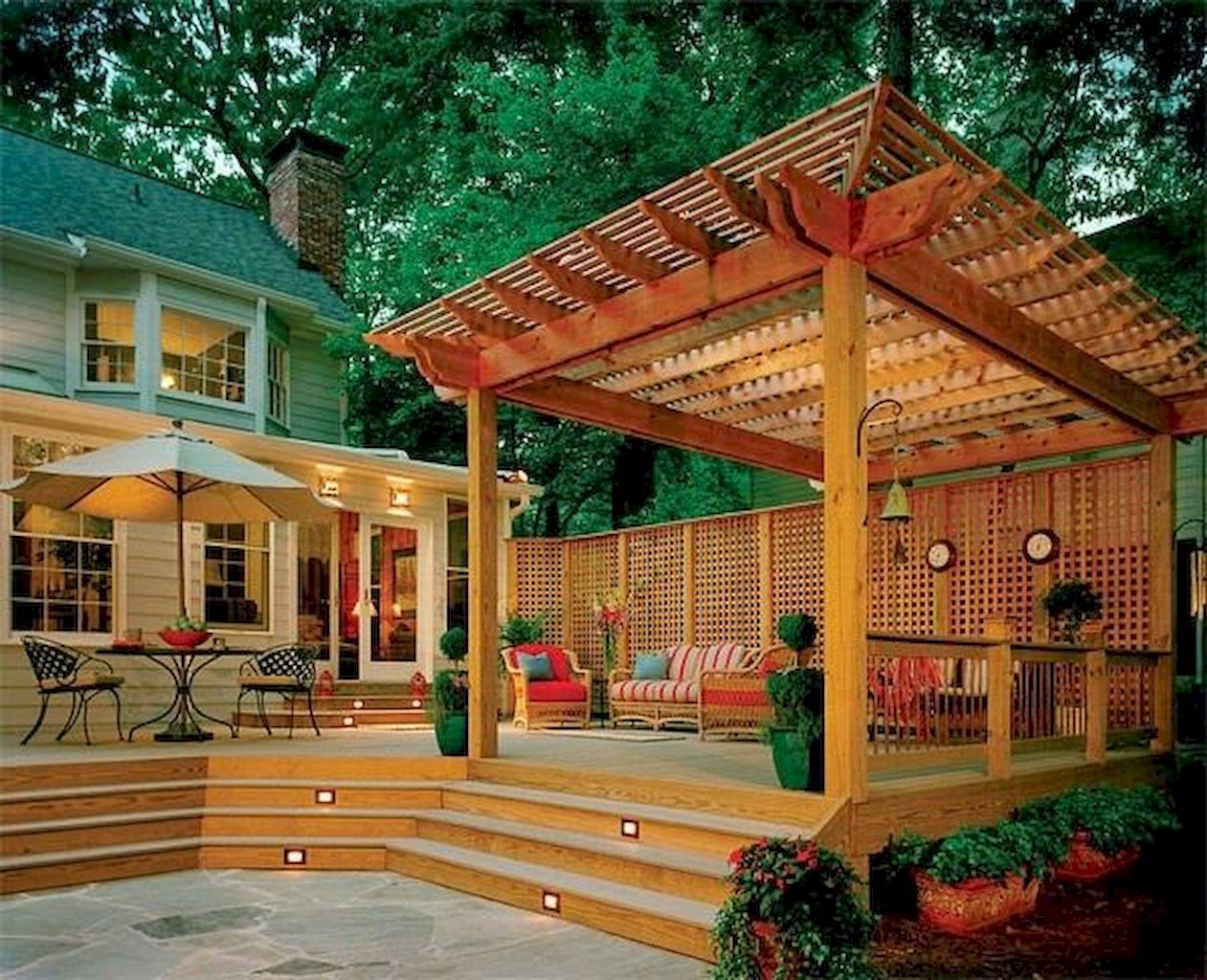 Jazz up your landscaping and outdoor space with a bit of