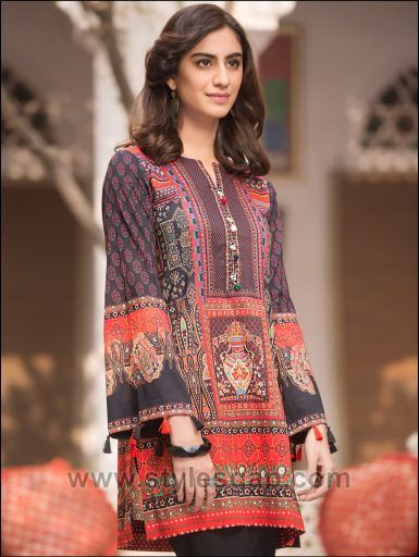 Image result for Latest Women Kurti Designs 2018-2019