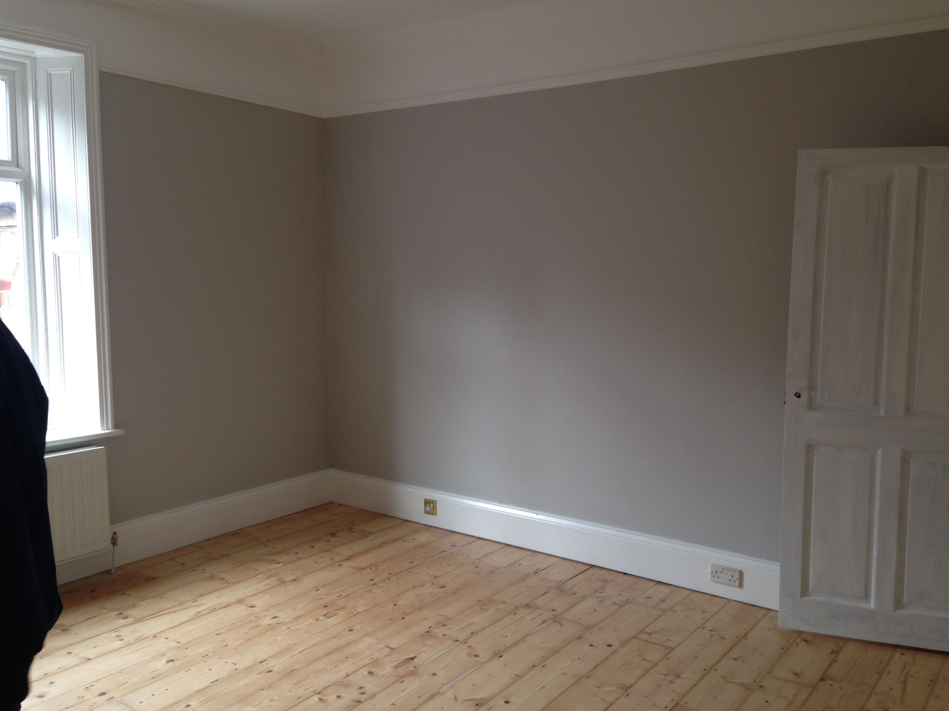 Best Our North Facing Bedroom Painted In Farrow And Ball 640 x 480