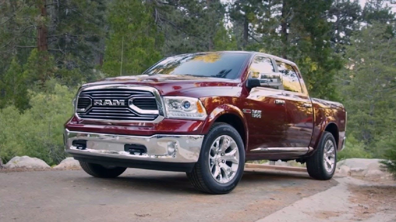 2017 Dodge Ram 1500 Ecosel Overview Pinterest