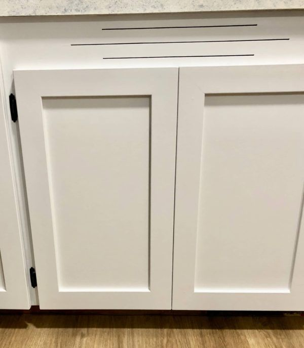 Low Budget Kitchen Cabinets: Budget Kitchen Remodel: How I Remodeled My Small Kitchen