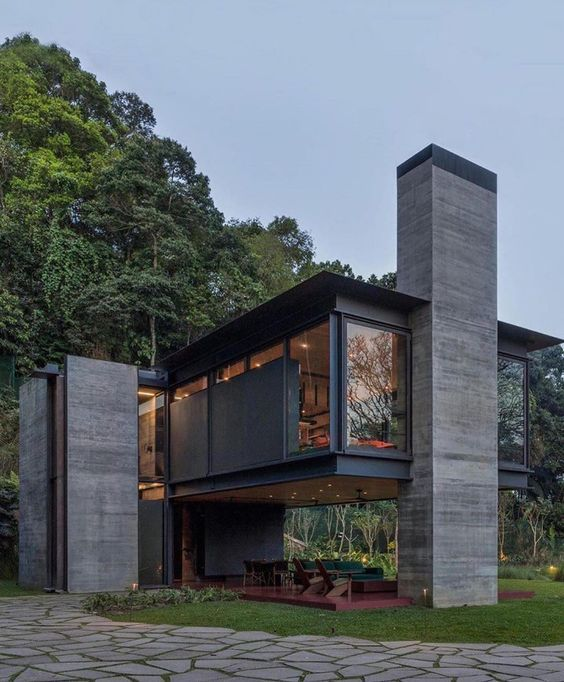 Modern Architecture Houses