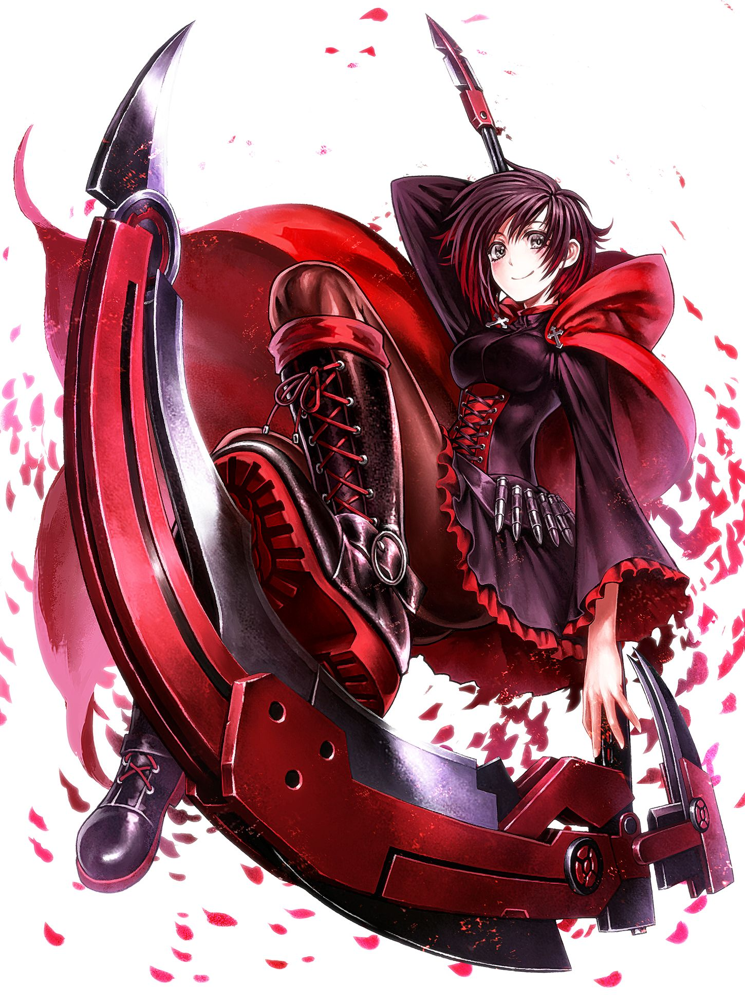 Rwby Ruby Rose By Zerochan S Website Rwby Rwby Ruby Rose Rwby